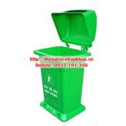 Thùng rác nhựa HDPE 95 lít