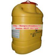 Hộp đựng chất thải sắc nhọn 6,8 lít